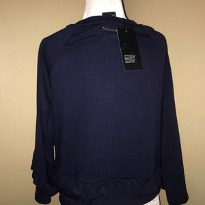 Armani Exchange Sweaters - Armani exchange ruffle sweater S